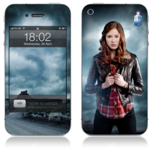 Dr Who Skin - Amy Pond