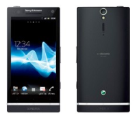 Sony Xperia S CES