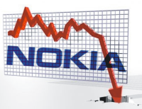 Nokia Downwards Graph